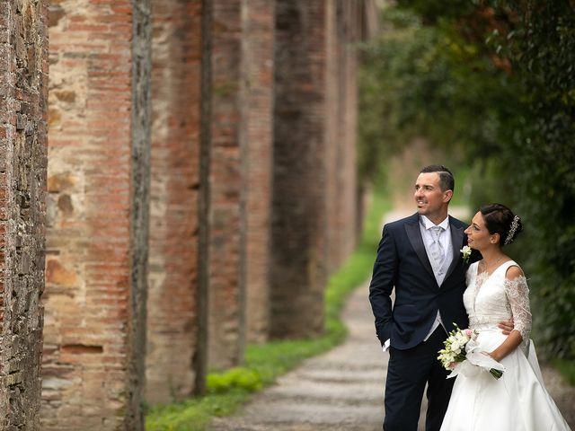 Il matrimonio di Claudio e Sonia a Capannori, Lucca 35