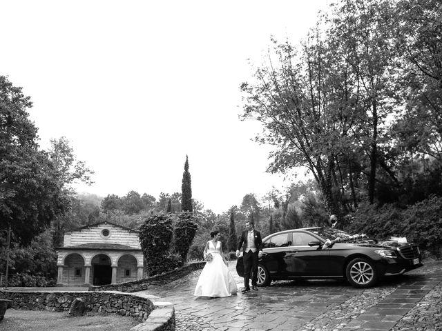 Il matrimonio di Claudio e Sonia a Capannori, Lucca 53