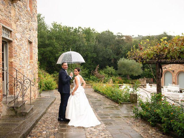 Il matrimonio di Claudio e Sonia a Capannori, Lucca 64