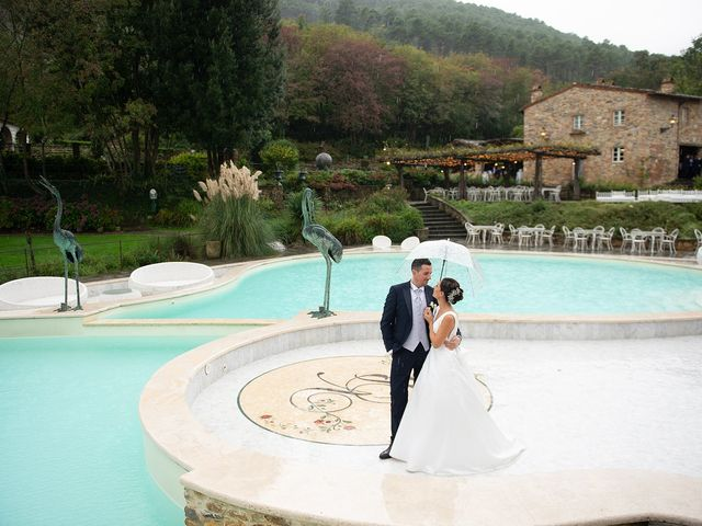 Il matrimonio di Claudio e Sonia a Capannori, Lucca 70