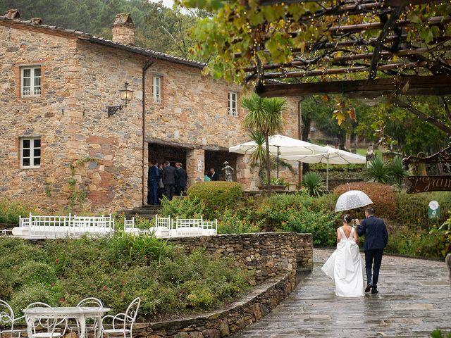 Il matrimonio di Claudio e Sonia a Capannori, Lucca 89