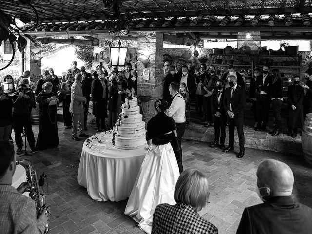 Il matrimonio di Claudio e Sonia a Capannori, Lucca 96