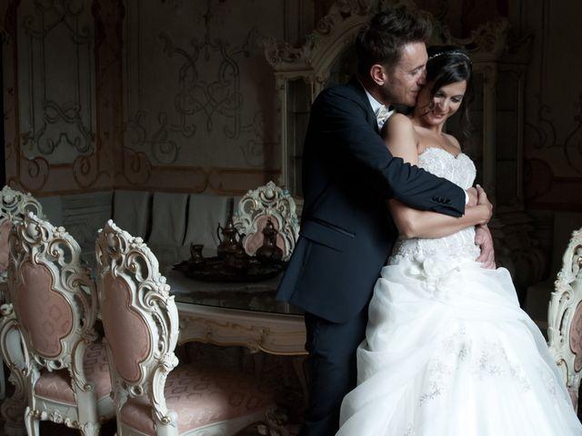 Le nozze di Sara e Graziano