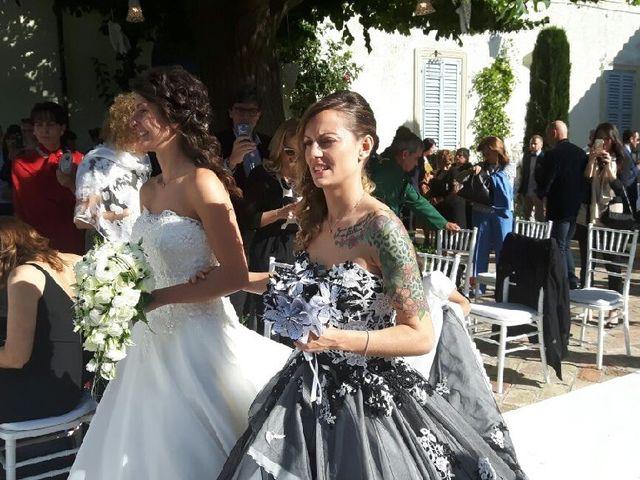 Il matrimonio di Milena e Elisa a Monte Porzio, Pesaro - Urbino 2