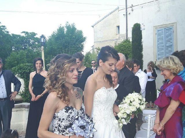 Il matrimonio di Milena e Elisa a Monte Porzio, Pesaro - Urbino 3