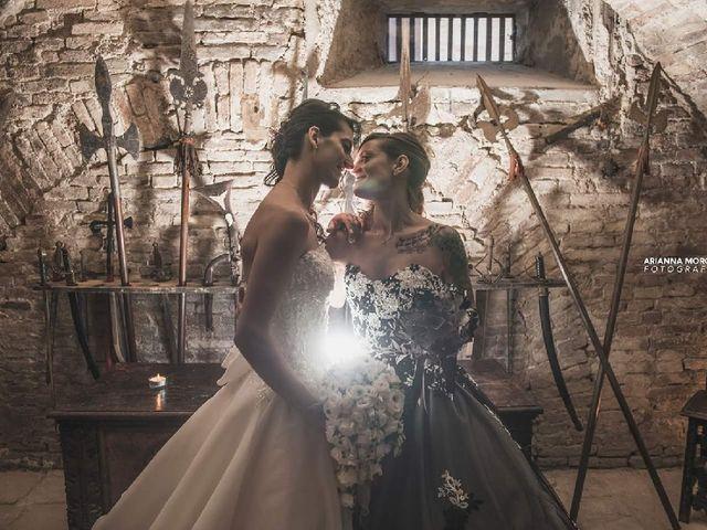 Il matrimonio di Milena e Elisa a Monte Porzio, Pesaro - Urbino 11