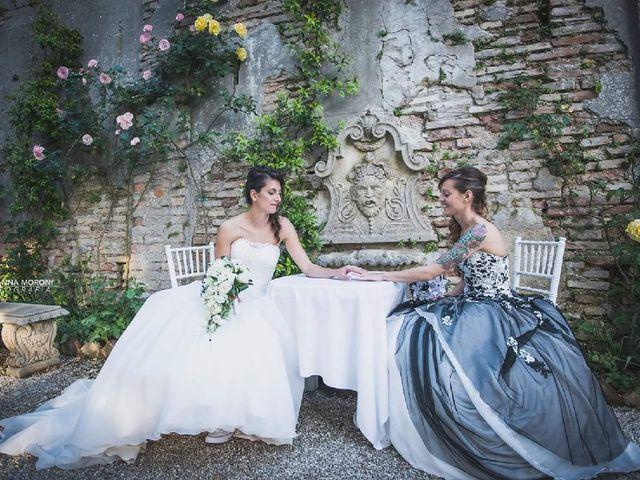 Il matrimonio di Milena e Elisa a Monte Porzio, Pesaro - Urbino 13