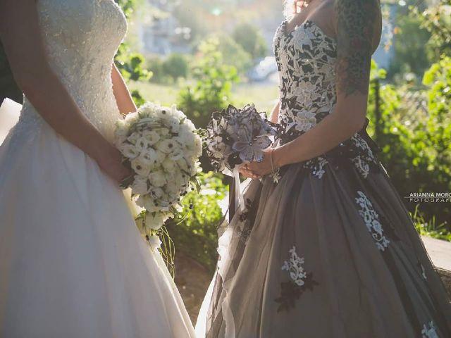 Il matrimonio di Milena e Elisa a Monte Porzio, Pesaro - Urbino 15