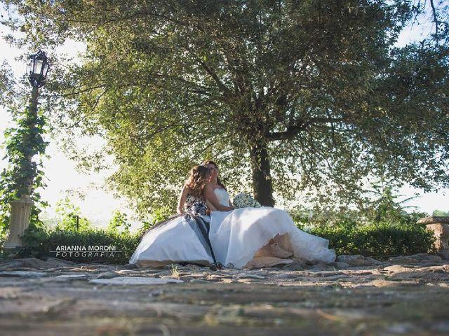 Il matrimonio di Milena e Elisa a Monte Porzio, Pesaro - Urbino 16