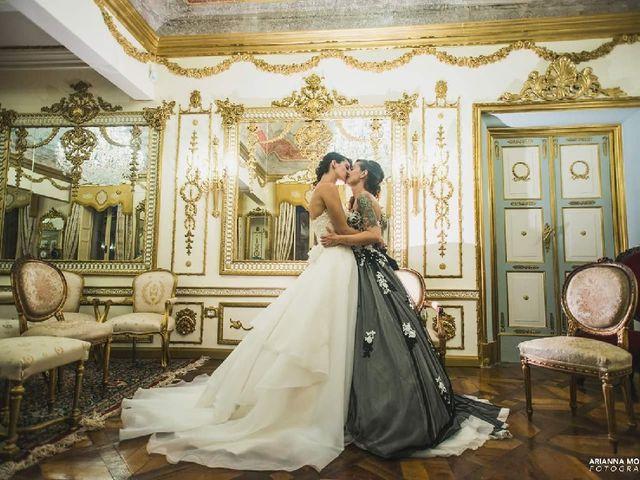 Il matrimonio di Milena e Elisa a Monte Porzio, Pesaro - Urbino 17