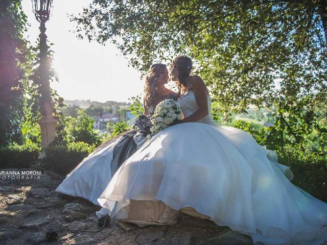Il matrimonio di Milena e Elisa a Monte Porzio, Pesaro - Urbino 18