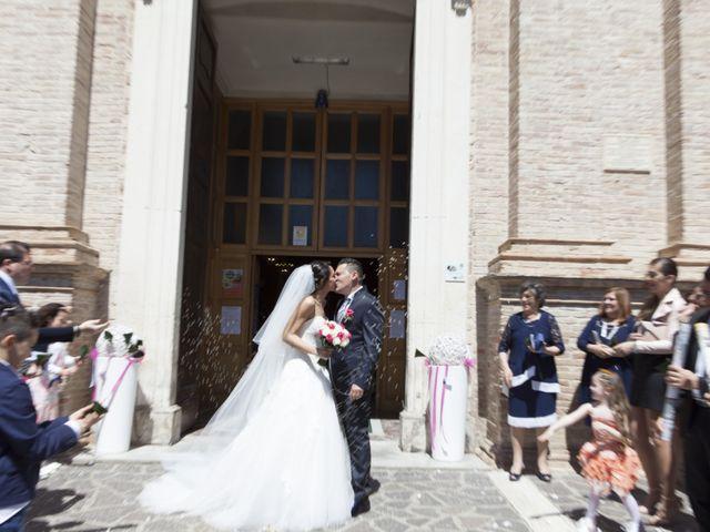 Il matrimonio di Enrico e Cristina a Pescara, Pescara 1