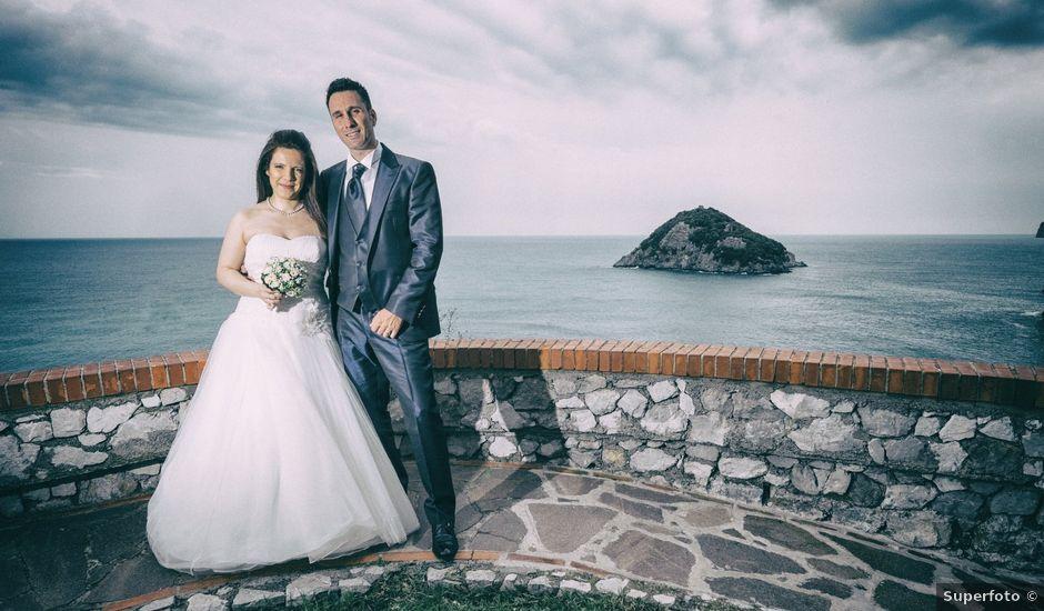 Il matrimonio di Stefano e Ilenia a Savona, Savona