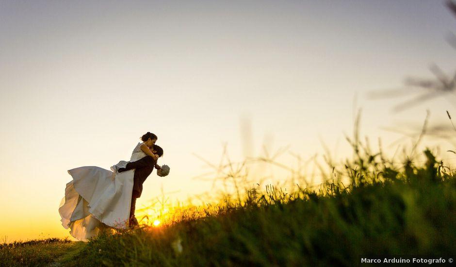 Il matrimonio di Matteo e Roberta a Novara, Novara