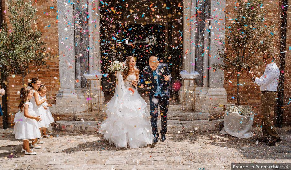 Il matrimonio di Cristina e Matteo a Montegranaro, Fermo