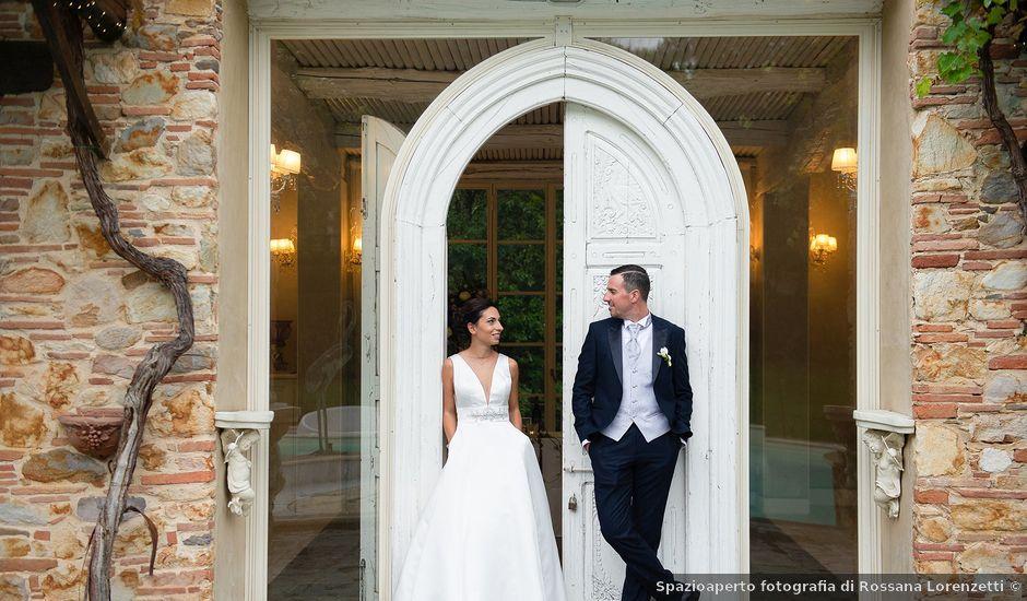 Il matrimonio di Claudio e Sonia a Capannori, Lucca