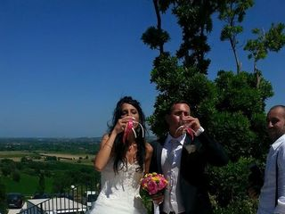 Le nozze di Martina e Angelo 1