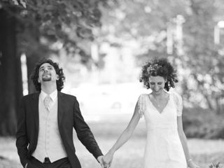 Le nozze di Domy e Manu