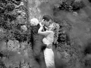 Le nozze di Lara e Pierfrancesco