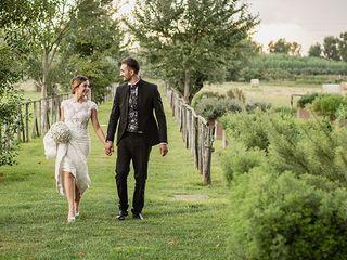 Le nozze di Nunzia e Luigi