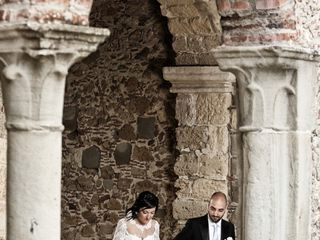 Le nozze di Lia e Antonio
