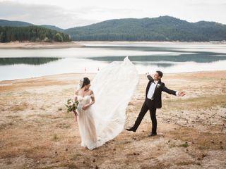 Le nozze di Shauna e Davide