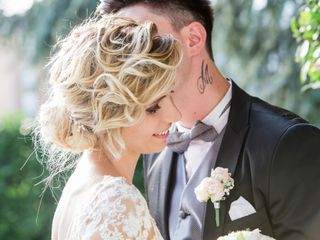 Le nozze di Alessandra e Mattia