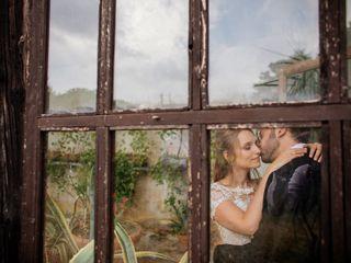 Le nozze di Hannah e Giovanni