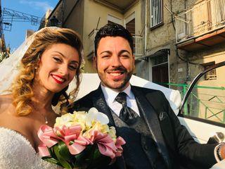 Le nozze di Giuseppe  e Sharon  1
