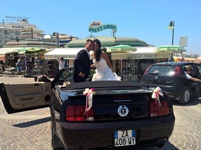 Il matrimonio di Angelo e Martina a Riccione, Rimini 1