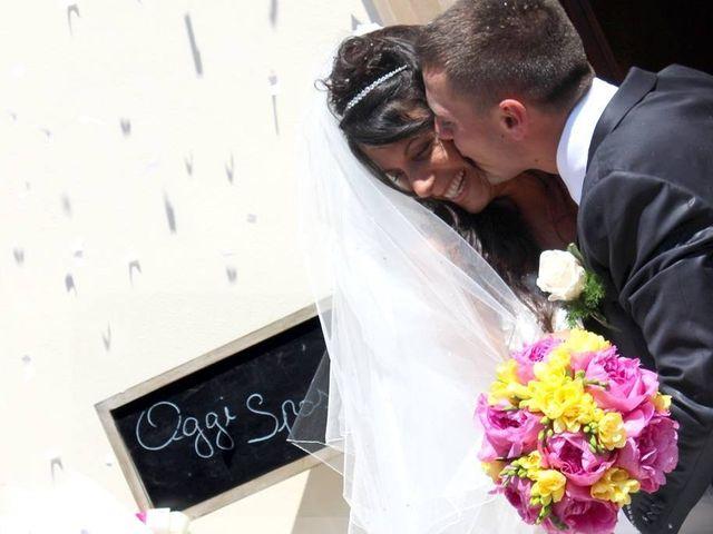 Il matrimonio di Angelo e Martina a Riccione, Rimini 2