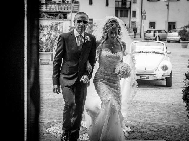 Il matrimonio di Pierfrancesco e Lara a Caldonazzo, Trento 12