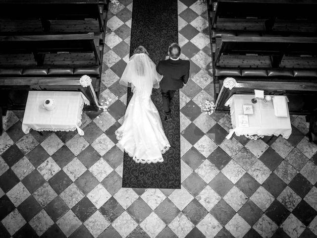 Il matrimonio di Pierfrancesco e Lara a Caldonazzo, Trento 13