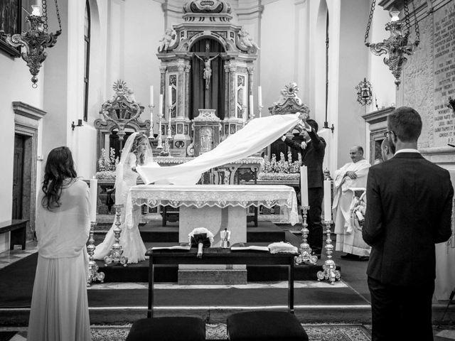 Il matrimonio di Pierfrancesco e Lara a Caldonazzo, Trento 27