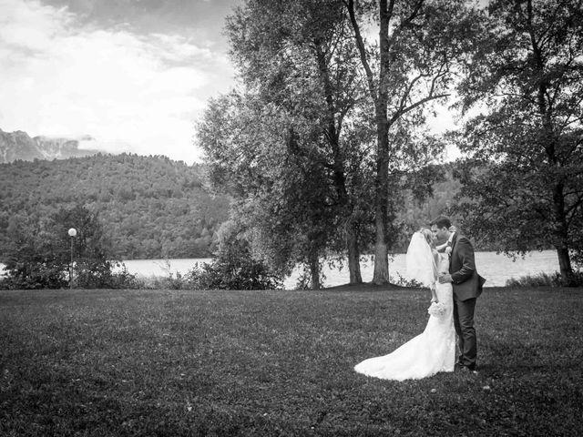 Il matrimonio di Pierfrancesco e Lara a Caldonazzo, Trento 38