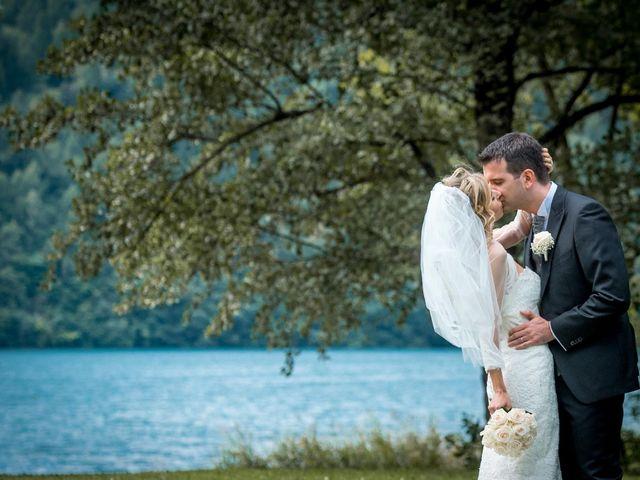Il matrimonio di Pierfrancesco e Lara a Caldonazzo, Trento 40