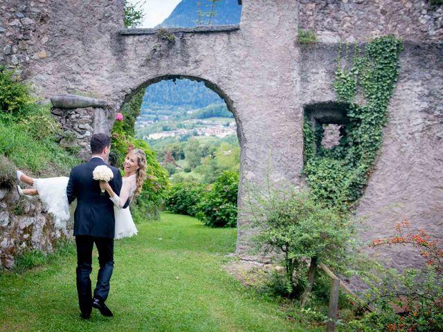 Il matrimonio di Pierfrancesco e Lara a Caldonazzo, Trento 50