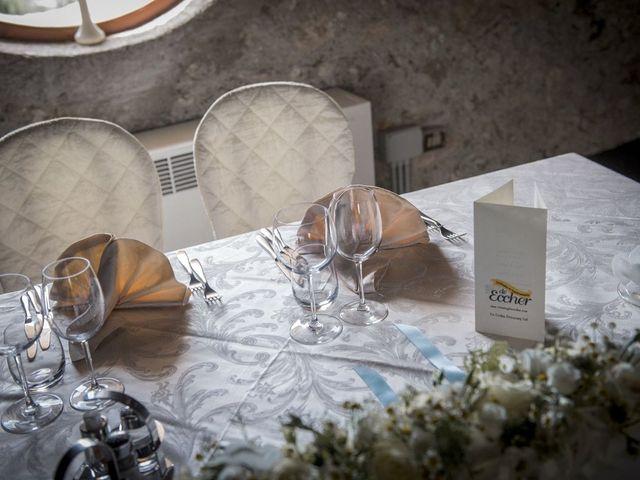 Il matrimonio di Pierfrancesco e Lara a Caldonazzo, Trento 55