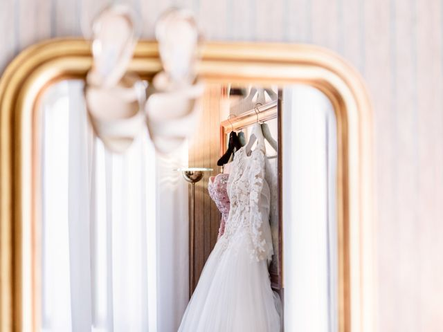 Il matrimonio di Mattia e Alessandra a Como, Como 6