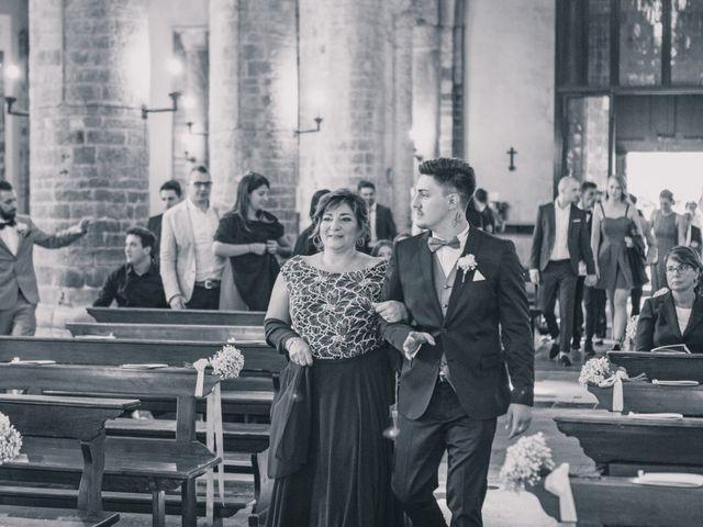 Il matrimonio di Mattia e Alessandra a Como, Como 32