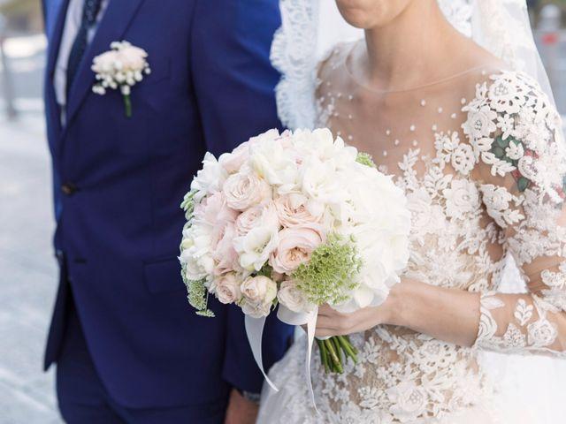 Il matrimonio di Mattia e Alessandra a Como, Como 33
