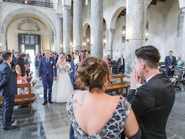 Il matrimonio di Mattia e Alessandra a Como, Como 35