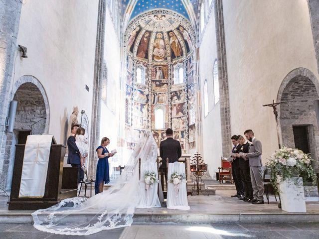 Il matrimonio di Mattia e Alessandra a Como, Como 36