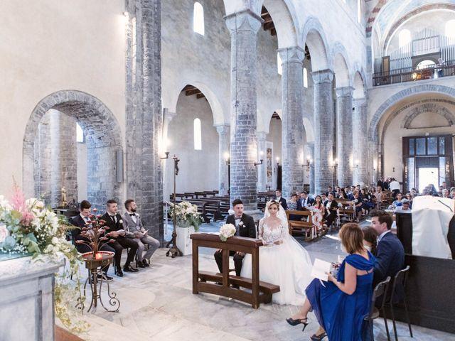 Il matrimonio di Mattia e Alessandra a Como, Como 38
