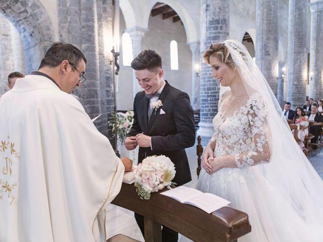 Il matrimonio di Mattia e Alessandra a Como, Como 39
