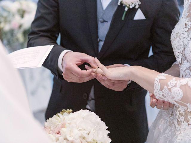 Il matrimonio di Mattia e Alessandra a Como, Como 40