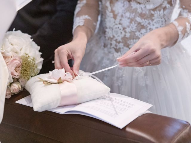 Il matrimonio di Mattia e Alessandra a Como, Como 41