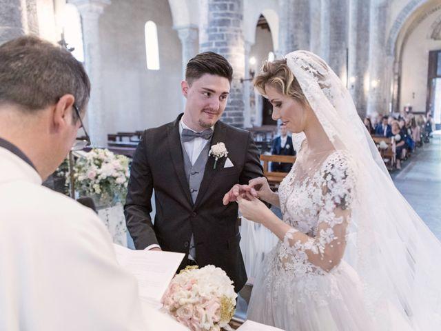 Il matrimonio di Mattia e Alessandra a Como, Como 42