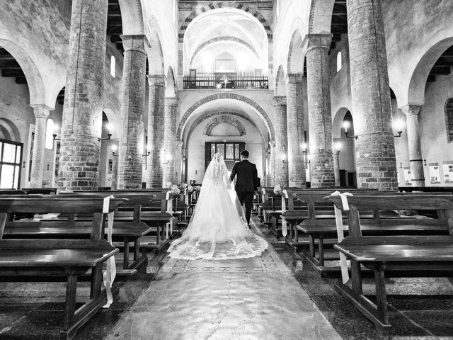 Il matrimonio di Mattia e Alessandra a Como, Como 45