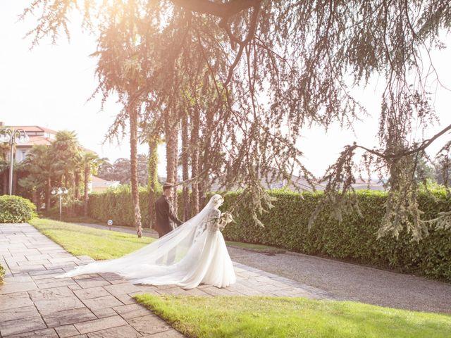 Il matrimonio di Mattia e Alessandra a Como, Como 52